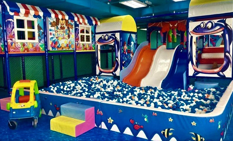 SuperKidz Indoor Playground at Pearl Shopping Gallery