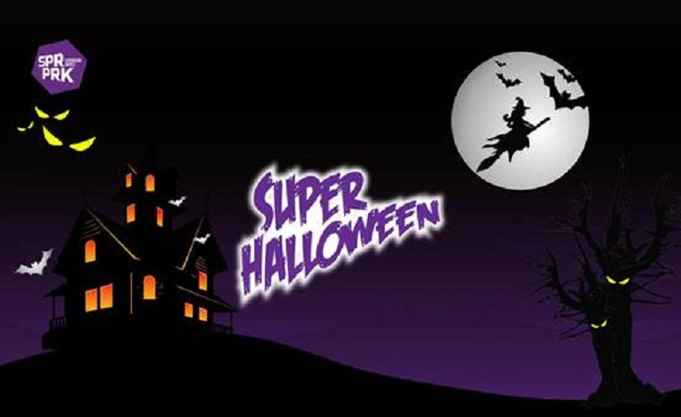 Kids-friendly Halloween Events - SuperPark SuperHalloween Day Promos