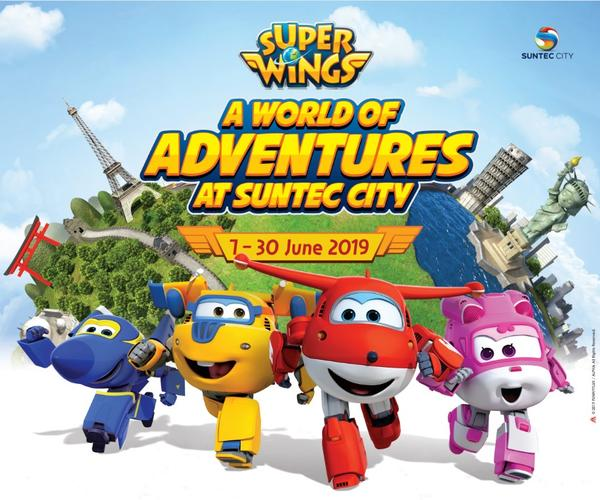 Super Wings Live Show – Suntec City
