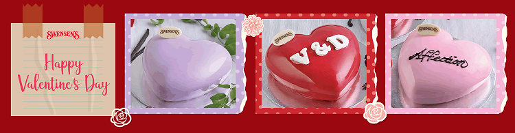 Promotions to Sweeten Up Your Valentine's Day - Swensen's