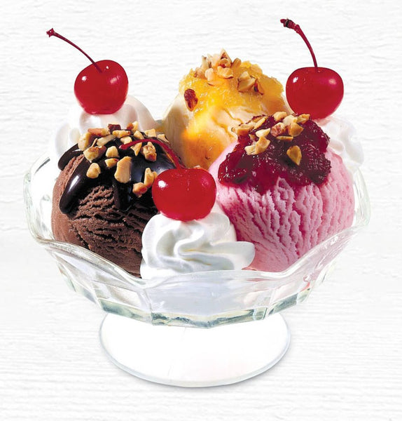 Free Ice Cream at Swensen's