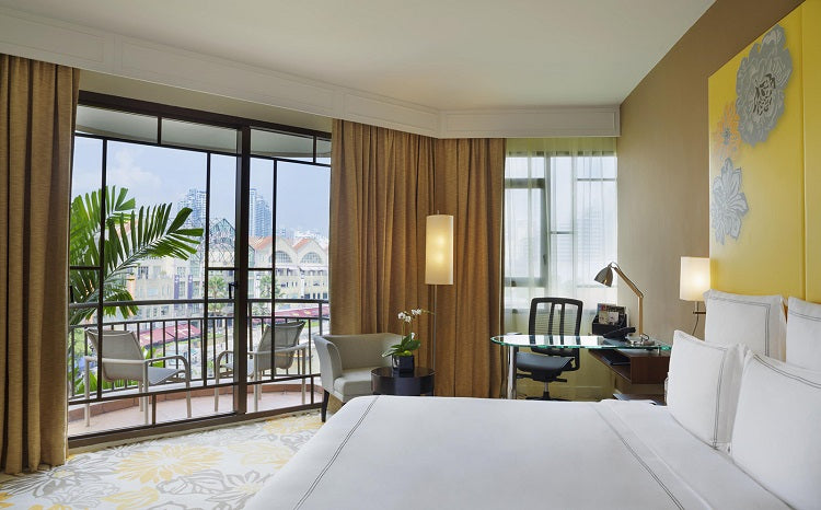 Family-friendly Hotels in Singapore with Babysitting Services - Swissotel Merchant Court