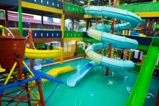TS Wonderland Indoor Water Theme Park