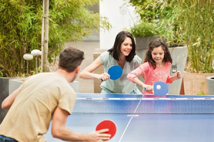Sports Games Made Home-Friendly to Play when You're Stuck at Home - Table Tennis