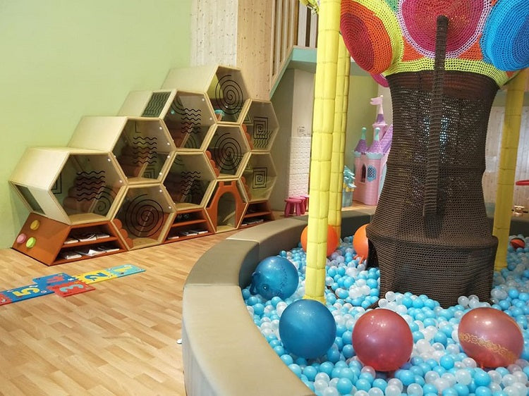 Indoor Playgrounds in Taipei - Take a Breath