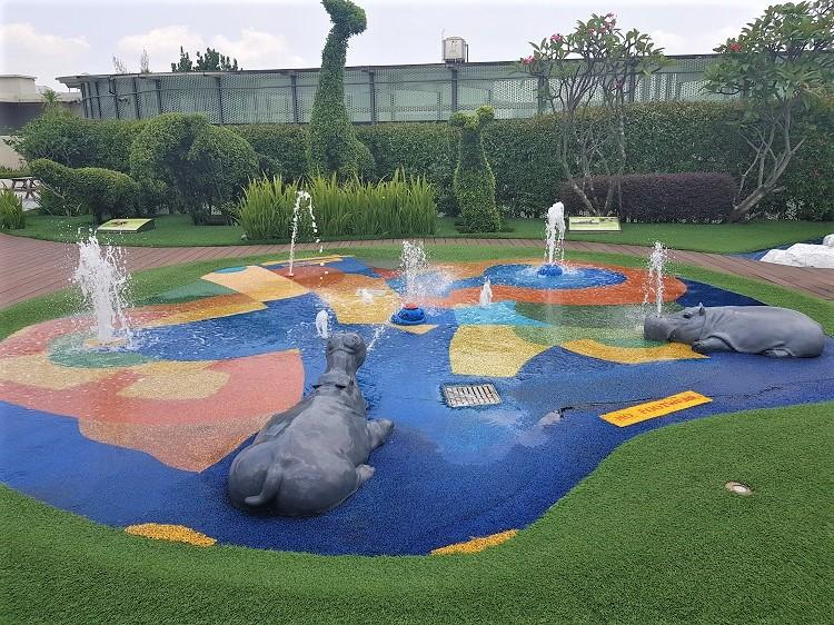 Free Outdoor Playgrounds in the East - Tampines 1 Playground