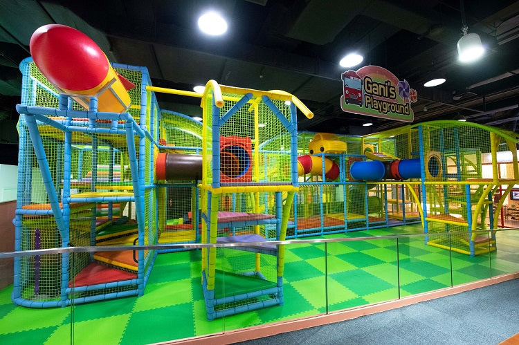 Tayo Station Indoor Playground