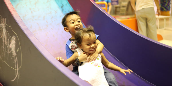 Train Your Little Ones' Motor Skills at The Artground
