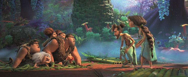 New Kids-friendly Movies to Expect in 2020 - The Croods 2