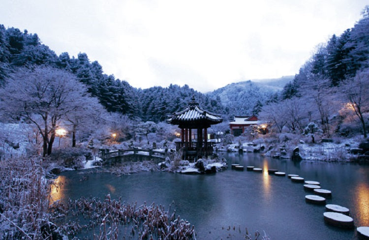 The Garden of Morning Calm – South Korea