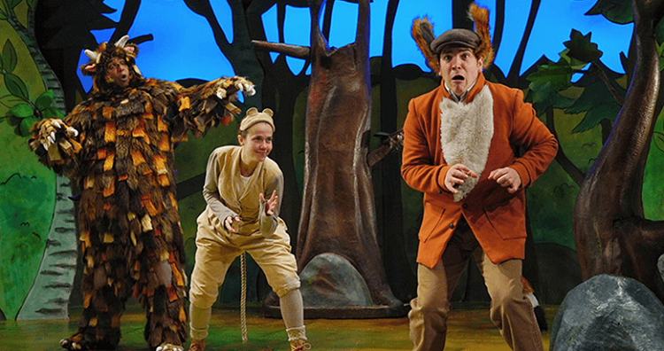 Upcoming Kids-friendly Performances - The Gruffalo