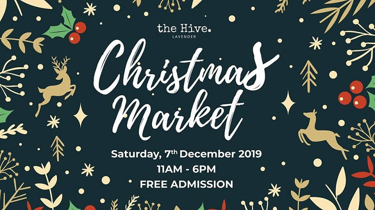 Christmas 2019 Markets, Bazaars and Fairs in Singapore - The Hive Christmas Market
