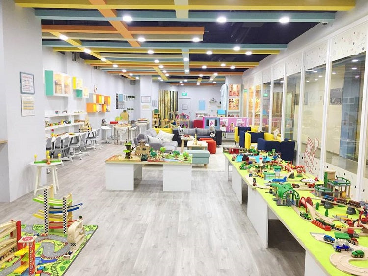 The Joy of Toys Indoor Playground