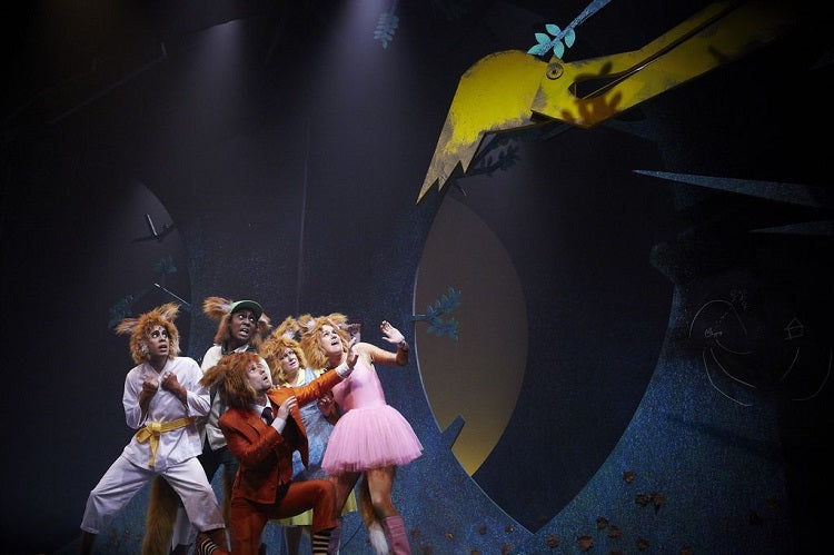 The Little Company's Fantastic Mr Fox in Mandarin