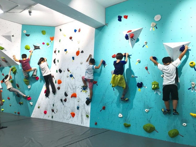 Indoor Playgrounds in Taipei - The Little Rock