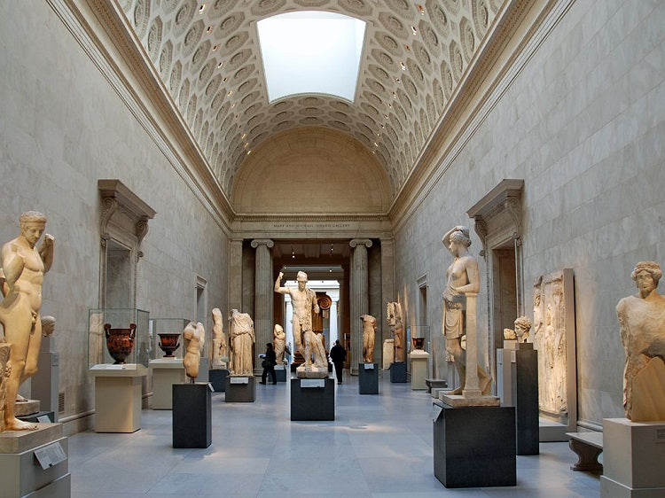 Noteworthy Museums to Explore from Home - The Metropolitan Museum of Art