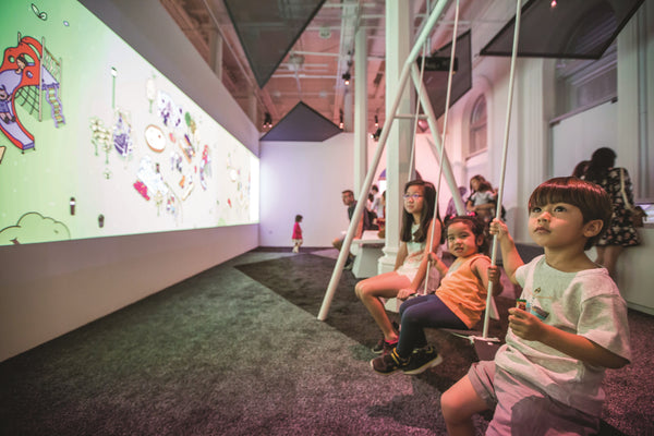 Things to do this Weekend: 9 Reasons to Visit National Museum of Singapore with Your LOs this Children's Season!