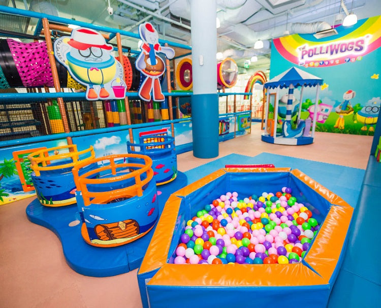 The Polliwogs Indoor Playground