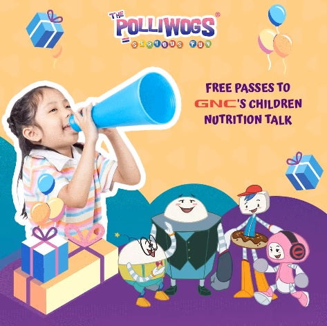Giveaways of the Week - The Polliwogs Contest Giveaway