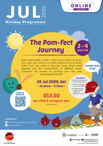 The Pom-fect Journey