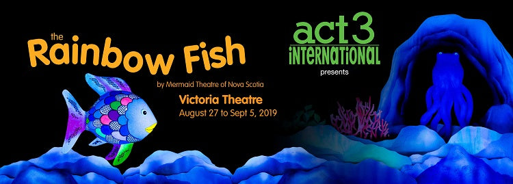 The Rainbow Fish by Mermaid Theatre of Nova Scotia