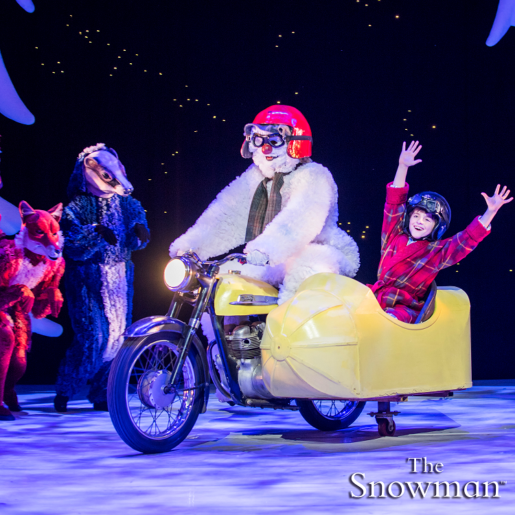 Upcoming Kids-friendly Performances - The Snowman