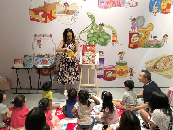 Get Curious! Children's Special at the National Museum of Singapore - Storytelling