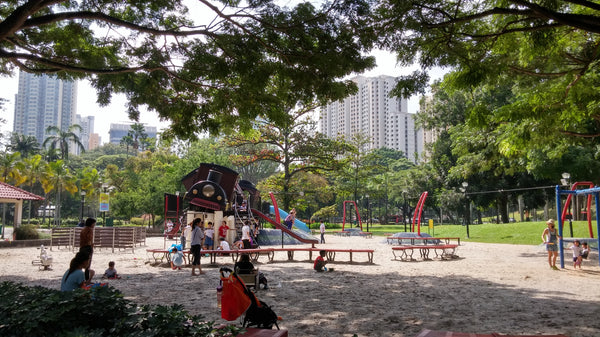 MUST GO: 10 Best Outdoor Playgrounds You Must Go with Your Little Ones - Tiong Bahru Park