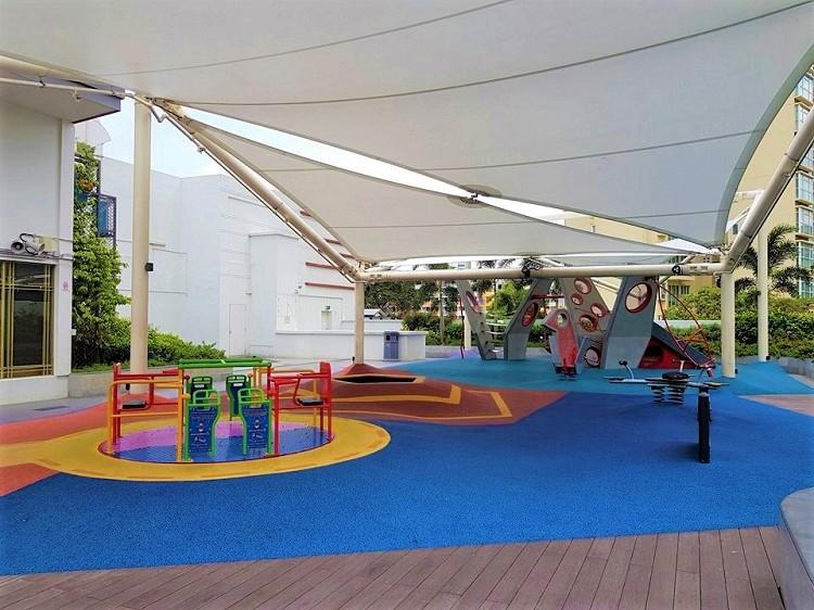 Inclusive Playgrounds in Singapore - Tiong Bahru Plaza
