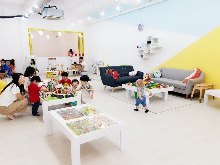 Tots Society Indoor Playground