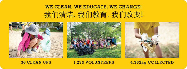 Lend a Hand at Keeping Our Shores Clean with Trash Hero Singapore