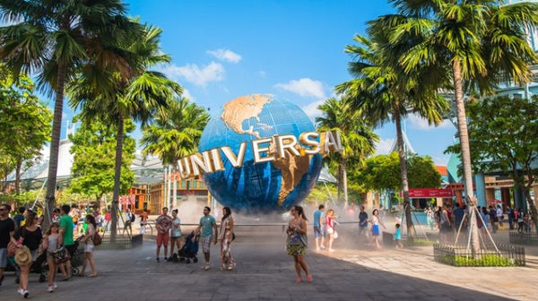 Ride Your Day Away at Universal Studios Singapore