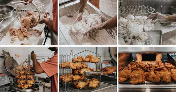 Kfc Singapore Launches Guided Kitchen Tours Newly Open