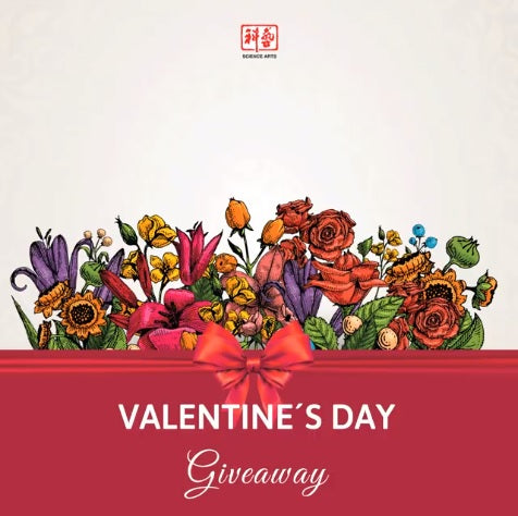 Giveaways of the Week - Valentine's Day Giveaway
