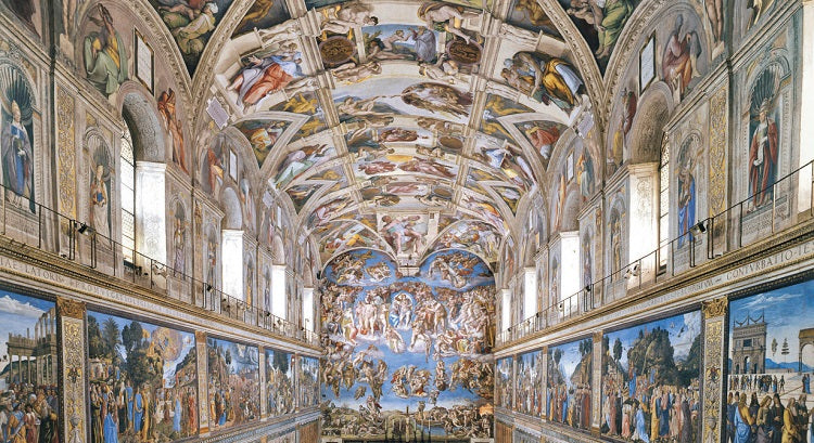 Noteworthy Museums to Explore from Home - The Vatican Museums