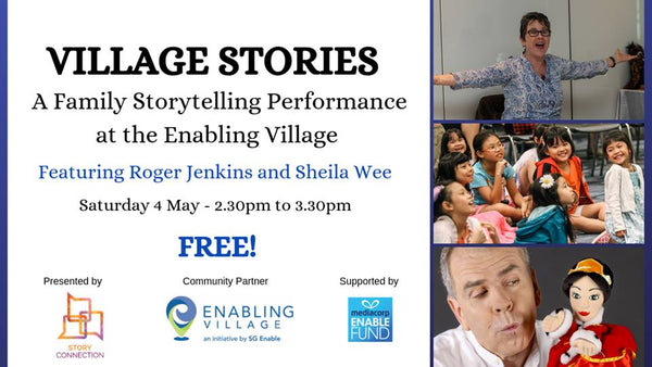Village Stories – A Family Storytelling Performance