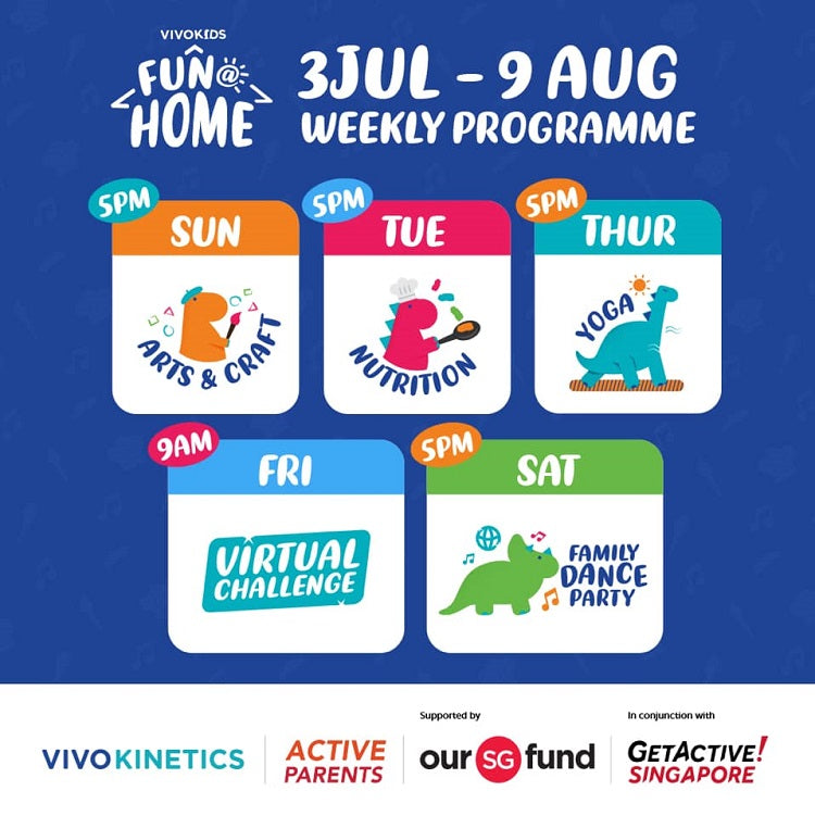 Vivo Kids Fun@Home