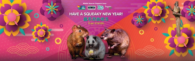 Wild Chinese New Year | Wildlife Reserves Parks