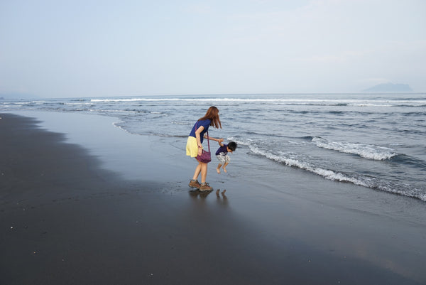 BYKidO Moments: Mummy Georgina Explores Taiwan with Her Little One!