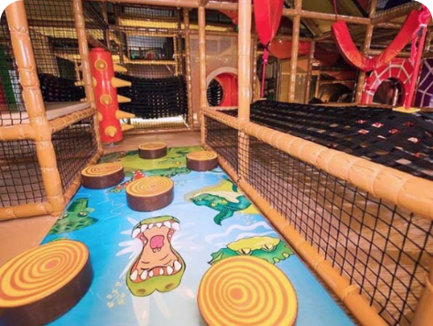 5 Themed Indoor Playgrounds to Visit with Your Little Ones - Waka Waka
