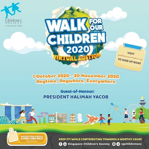 Walk for Our Children 2020: Virtual Edition