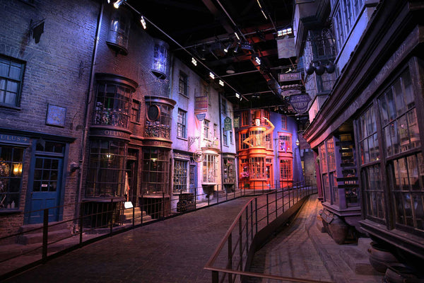 Diagon Alley at the Warner Bros. Studio Tour – The Making of Harry Potter