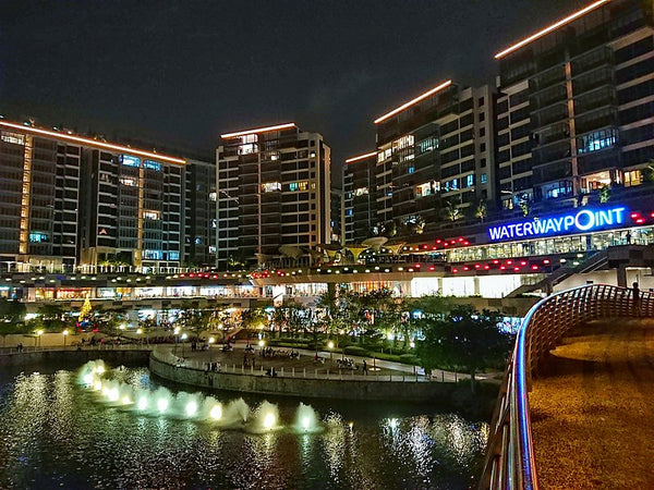 4 Family-Friendly Malls in Singapore - Waterway Point