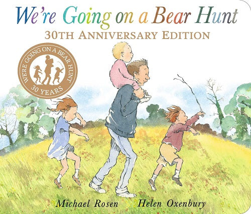 Children's Books to Read with Your Toddlers - We're Going on a Bear Hunt