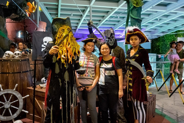 Kids-friendly Halloween Events: Westgate Wonderland Halloween Party – Spooktacular Voyage