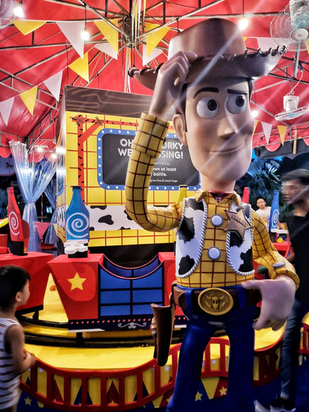 Gardens by the Bay - Toy Story - Children's Festival