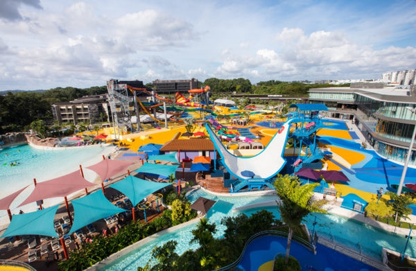6 Best Places to Indulge in Water Play with Little Ones in Singapore - Wild Wild Wet
