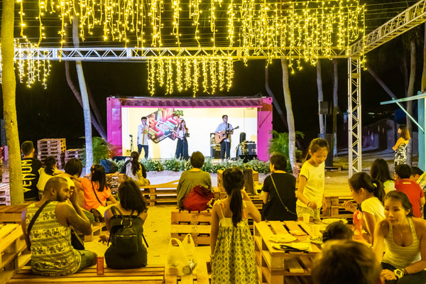 Island Lights at Sentosa: Pikachu Parade, Instagrammable Light Installations and more