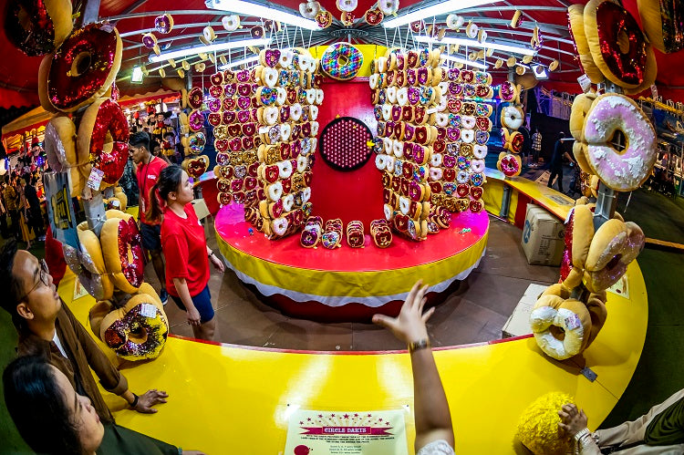 Uncle Ringo Carnival – Carnival Games and Rides
