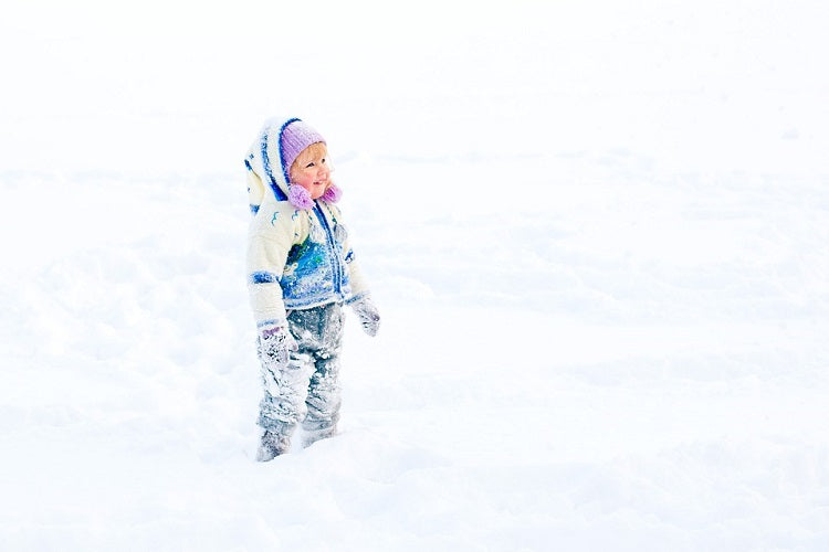 Tips to Keep Your Kids Warm on Your Winter Vacation - Layers